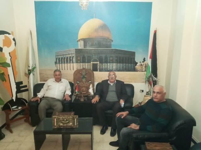 الجبهة الشعبية لتحرير فلسطين تلتقي الجبهة الشعبية القيادة العامة