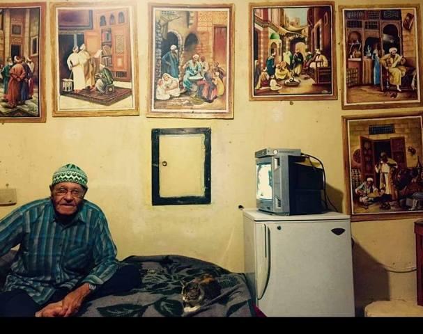 نصف لوحة في بيت الليغو- نضال عبد العال