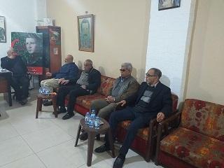 الشعبية في صيدا تقيم يومًا تضامنيًّا مفتوحًا مع الأمين العام للجبهة الشعبية أحمد سعدات والأسرى كافة