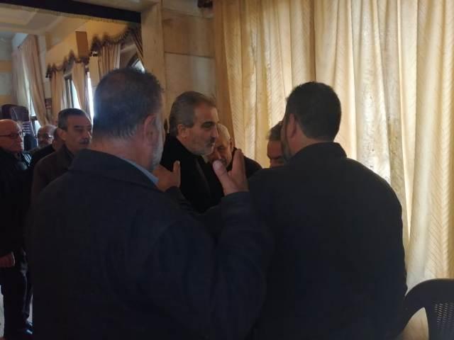 الجبهة الشعبية تعزي بوالدة بطل عملية حانيتا الاستشهادية (فوزي وهبي)