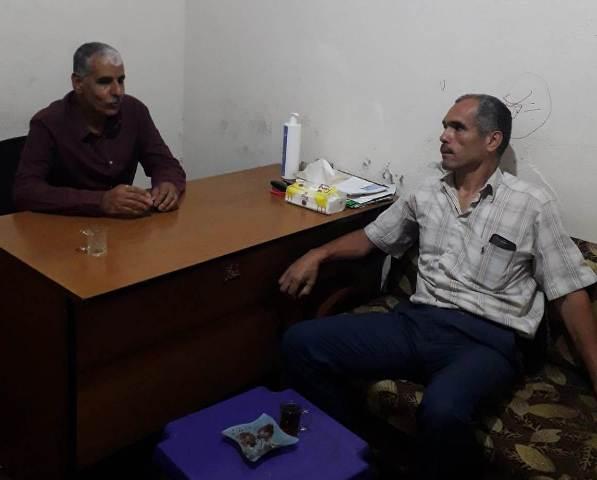 اللجان الشعبية تلتقي ممثلًا عن العائلات التي لم يتم إعمار منازلها في مخيم نهر البارد
