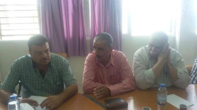 الفصائل الفلسطينية تلتقي مدير الأنروا الأستاذ حكم شهوان