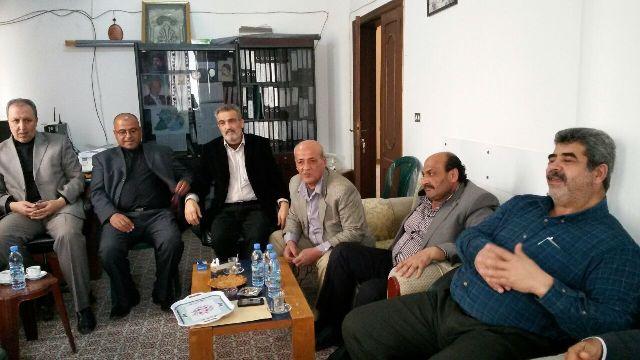 لجنة التنسيق اللبنانيةالفلسطينية في صور : ندعو إلى  وحدة الصف وتفويت الفرصة على المتآمرين