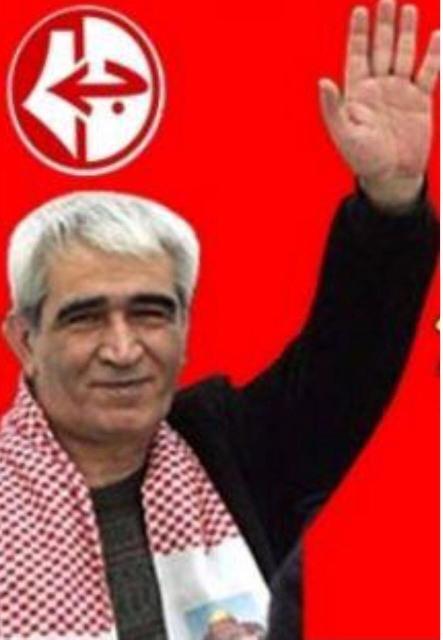 الأمين العام للجبهة الشعبية لتحرير فلسطين  أحمد سعدات يوجّه رسالة إلى المؤتمر القومي المنعقد في بيروت