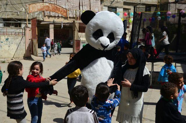 مركز التضامن الاجتماعي- نواة- يحيي يوم الطفل العالمي