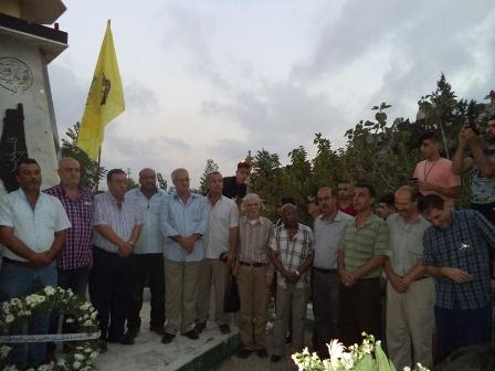 الشعبية في صيدا: سلسلة زيارات لمناسبة عيد الأضحى المبارك
