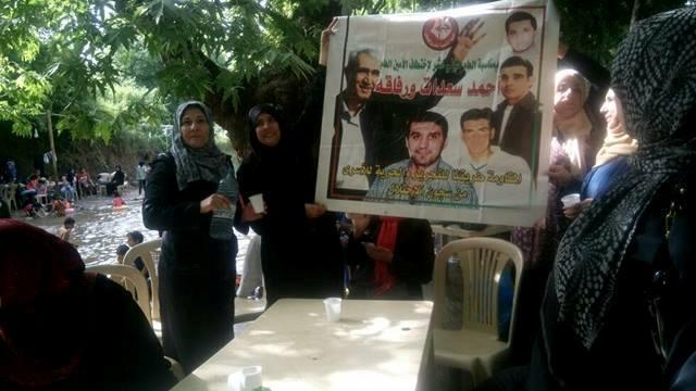 لجان المرأة الفلسطينية تقيم ندوة سياسية في عكار