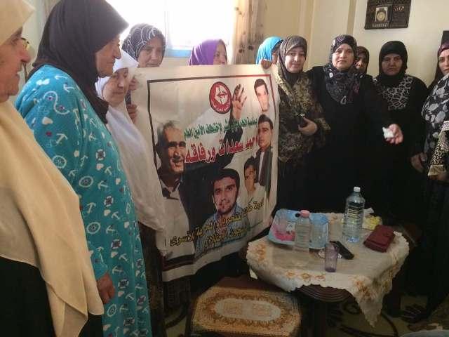 لجان المرأة الشعبية الفلسطينية تقيم ندوة في مخيم نهر البارد