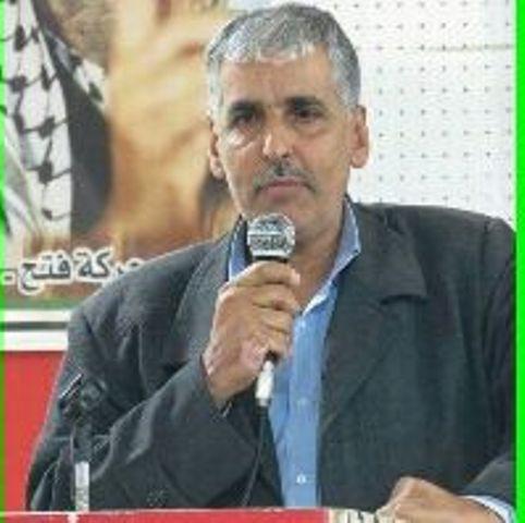 حزب الشعب الفلسطيني  يقيم حفل استقبال سياسي في مخيم البداوي