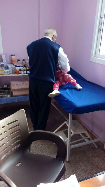 يوم صحي مجاني في مستوصف الشفاء بمخيم نهر البارد