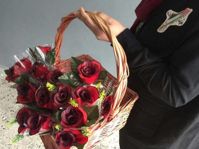 منظمة الشبيبة الفلسطينية في الشمال تكرم المعلم في عيده