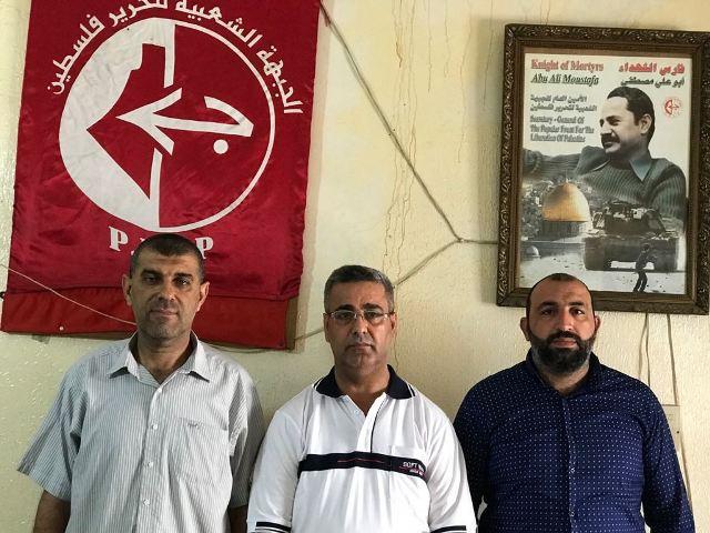 حماس تلتقي الجبهة الشعبية في مخيم البص