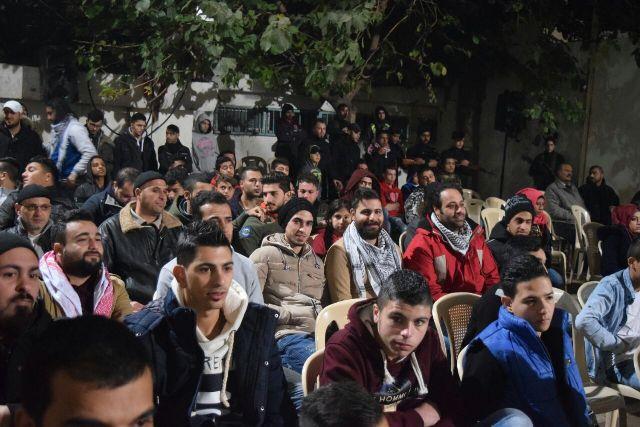 حفل فني في مخيم البداوي احتفاء بالذكرى الـ49 لانطلاقتها