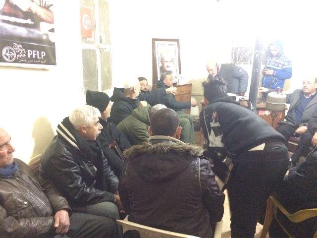 الشعبية في البقاع تحتفي بالعملية البطولية في القدس