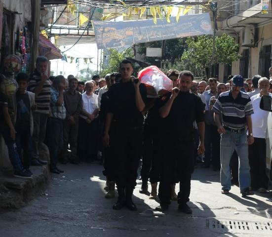 الشعبية في لبنان تودع رفيقها المناضل حسين مصطفى بلقيس أبو شفيق