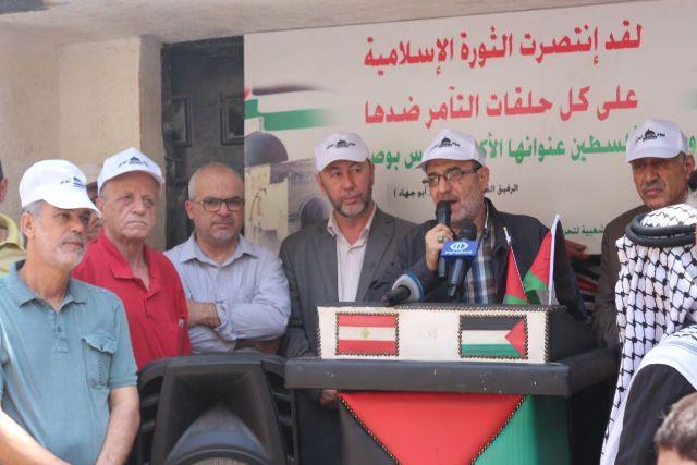 الشعبية في بيروت تشارك في المسيرة الحاشدة التي أقيمت إحياء ليوم القدس العالمي