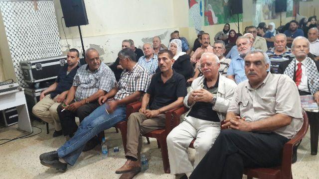 الشعبية في بيروت تشارك بمهرجان فني لمناسبة الذكرى الخامسة والثلاثين لمجزرة صبرا وشاتيلا