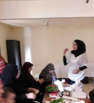 لجان المرأة في بيروت تفتتح مقرها الجديد في مخيم شاتيلا