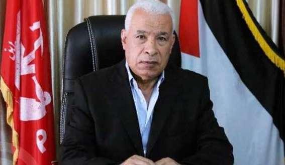 الغول: ندين بشدة تصريحات الرجوب وندعو حركة فتح رسمياً لإصدار بيان حول تصريحاته