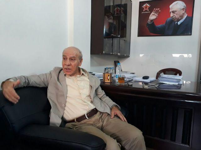 علي فيصل: إنّ شعبنا سيبقى متمسّكًا بحقوقه الوطنيّة المشروعة