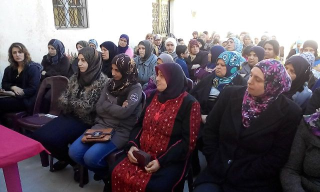 الشعبية في مخيم الجليل تحتفي بيوم المرأة ويوم الشهيد الجبهاوي