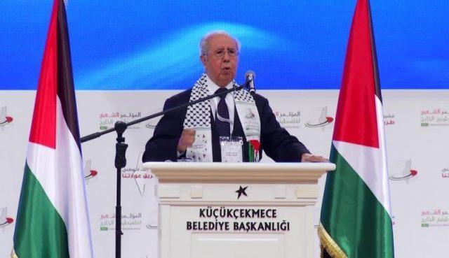فلسطينيو الخارج: لا نعترف بأي قرار أو عمل تقوم به أي جهة نيابة عن الشعب