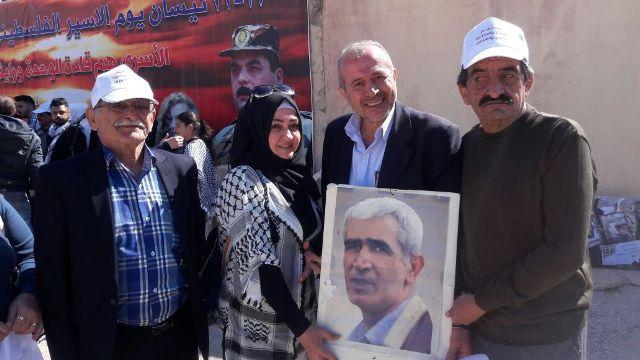 إحياء يوم الأسير الفلسطيني والعربي في معتقل الخيام