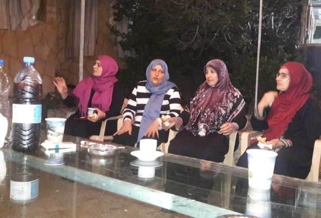 سهرات رمضانية للجان المرأة في مخيمي الرشيدية والبرج الشمالي