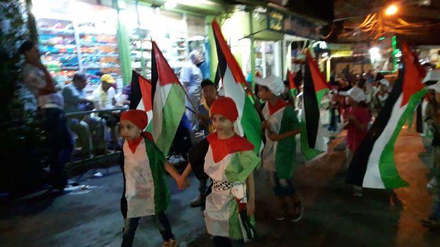 لجنة حق العودة في البداوي تحيي يوم القدس العالمي