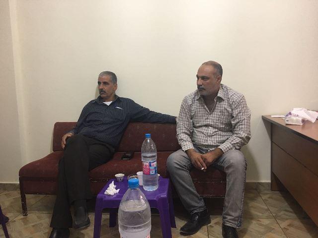 لقاء بين قيادتي الجبهة الشعبية وجبهة النضال في منطقة الشمال