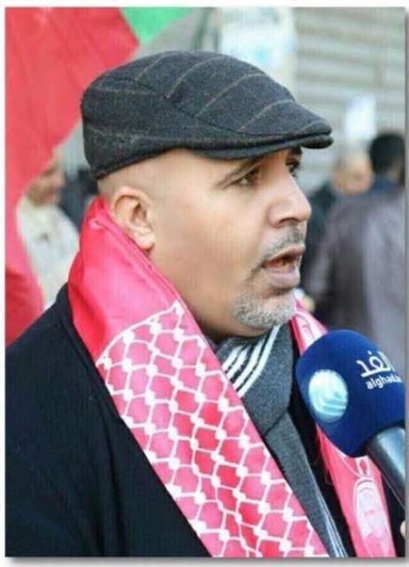 الثوابتة: مسيرات العودة استفتاء شعبي على حق العودة والمقاومة وجسدت التلاحم بين القيادة والشعب بالميدان