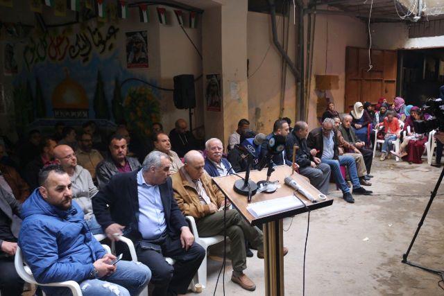 لجان المرأة الشعبية الفلسطينية تشارك في معرض جمعية أمان الخيرية الرابع