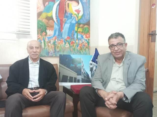 الجبهة الديمقراطية لتحرير فلسطين  تعزي الشعبية برحيل القائدين