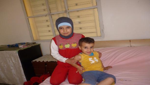 أم بكري التي فارقت أهلها في حلب