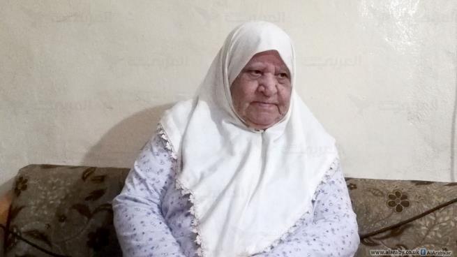 أمينة كنعان... ما زالت تحنّ إلى الوطن