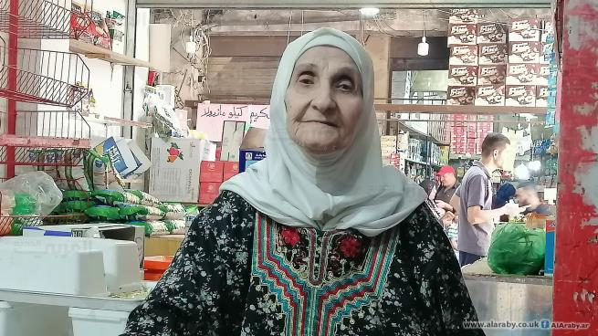 وجيهة صالح... شوق إلى طماطم وزيتون فلسطين