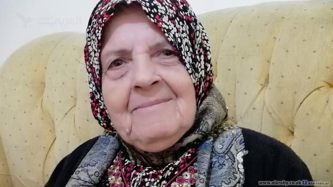 الحاجة آمنة إسماعيل لم تتمكن من دفن أمها وأخيها