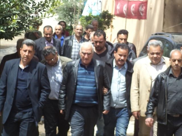 الشعبية في مخيم عين الحلوة: الحرص على أمن واستقرار المخيم