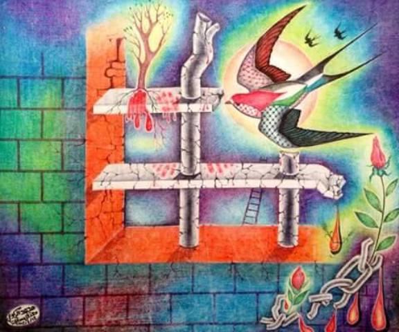 دعوة لتنظيف مقبرة شهداء الثورة الفلسطينية لمناسبة (17 نيسان) يوم الأسير الفلسطيني
