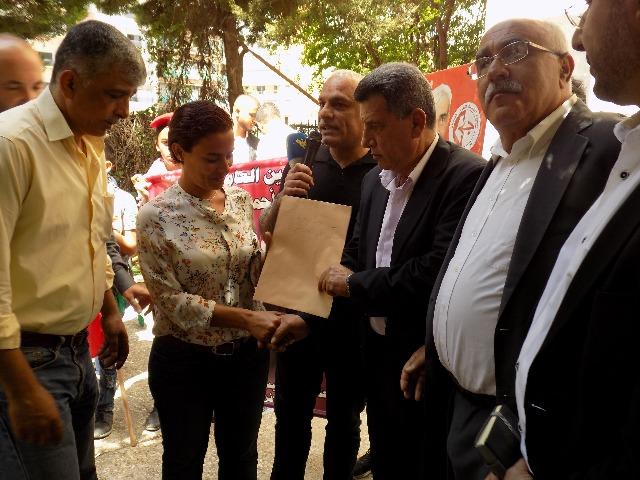 الشعبية في لبنان ولجنة الأسرى والمحررين تحييان أسبوع الأسير الفلسطيني