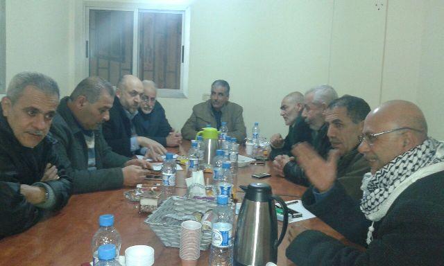 الجبهة الشعبية تستضيف حركة فتح وفصائل التحالف في منطقة الشمال