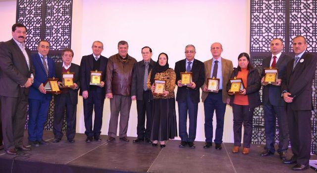 حفل عشاء للإسعاف الشعبي في طرابلس تخلّلهُ تكريم شخصيات- محمد سيف