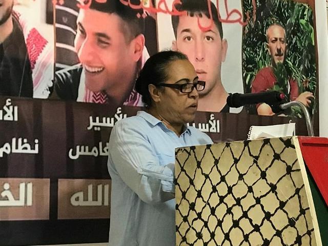 مبارك : نحذر الصهاينة من التمادي بتعذيب الأسير سامر عربيد ورفاقه
