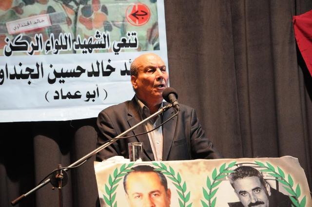 ماهر الطاهر: لتوحيد الساحة الفلسطينية، والاستمرار بالكفاح والمقاومة لكي نحرر فلسطين