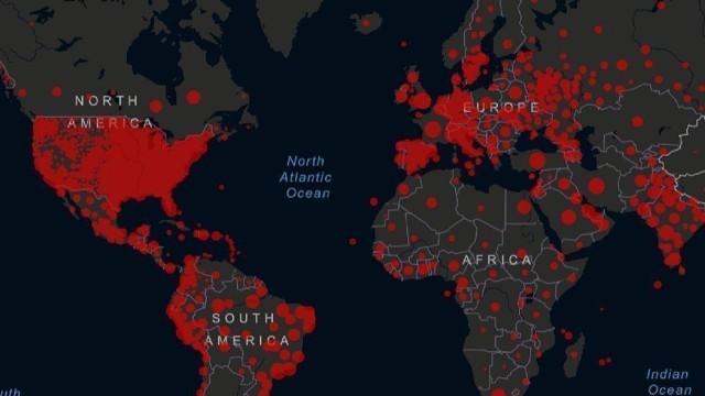 كورونا حول العالم: أكثر من مليون و309 آلاف حالة وفاة