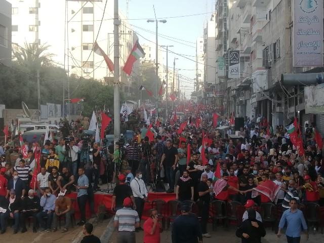 الشعبية تحتفي بانتصار شعبنا في معركة سيف القدس.. وتؤكد أن المقاومة خيار شعبنا نحو التحرير