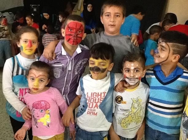 يوم ترفيهي لأطفال مخيم البداوي