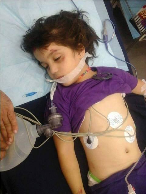 الطفلة إسراء إسماعيل ضحية الإهمال