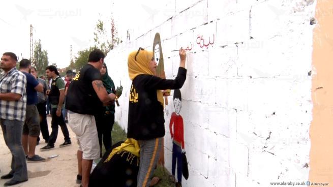 مبادرة يلا نبادر توحد الشباب الفلسطيني وتبني علاقات مميزة مع الشباب اللبناني