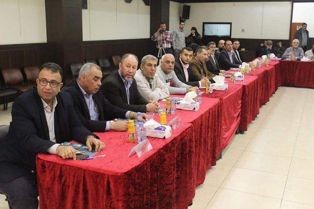 مركز باحث للدراسات الفلسطينية والاستراتيجية لقاء حواريا مع الدكتور حسين شيخ الإسلام